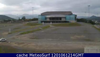 webcam Jaraguá Arena Joinville