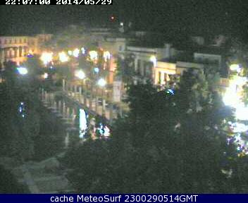 webcam Jerez Plaza Mamelon Cadiz