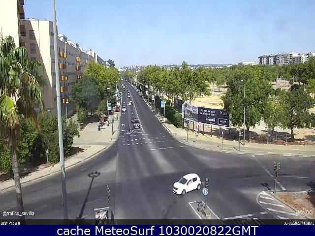 webcam Sevilla Sevilla