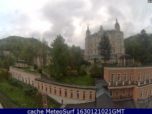 webcam Karlovy Vary Carlsbad