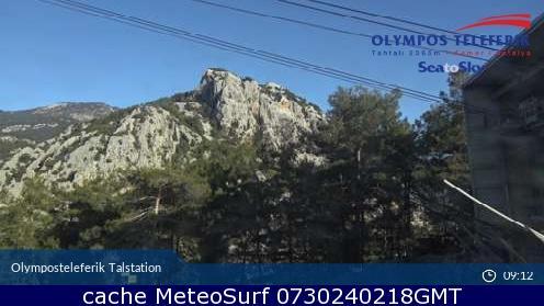 webcam Tahtali Kemer Antalya