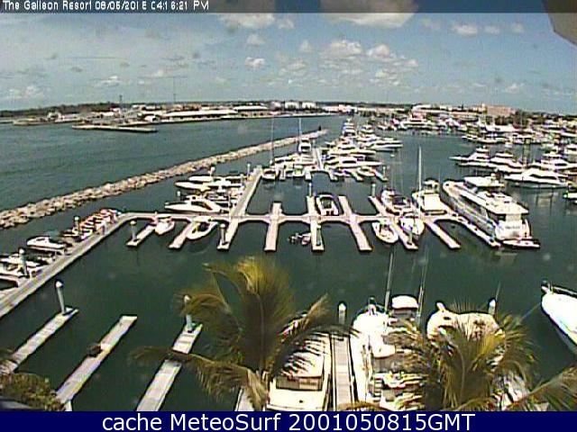 webcam Key West Galleon Monroe