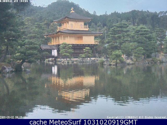 webcam Kinkakuji Kyoto Kyoto