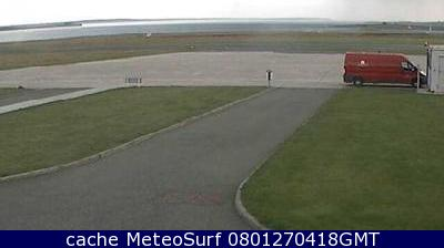 webcam Kirkwall Orkney Airport Orkney Islands