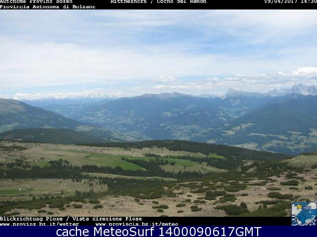 webcam Klobenstein Ritten Bolzano