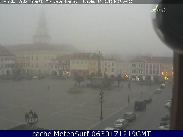 webcam Kromeriz Kromeriz District