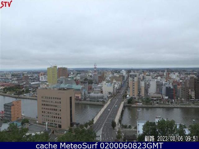 webcam Kushiro Hokkaido