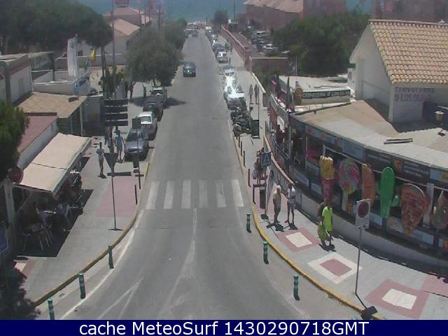 webcam Chiclana de la Frontera Cadiz