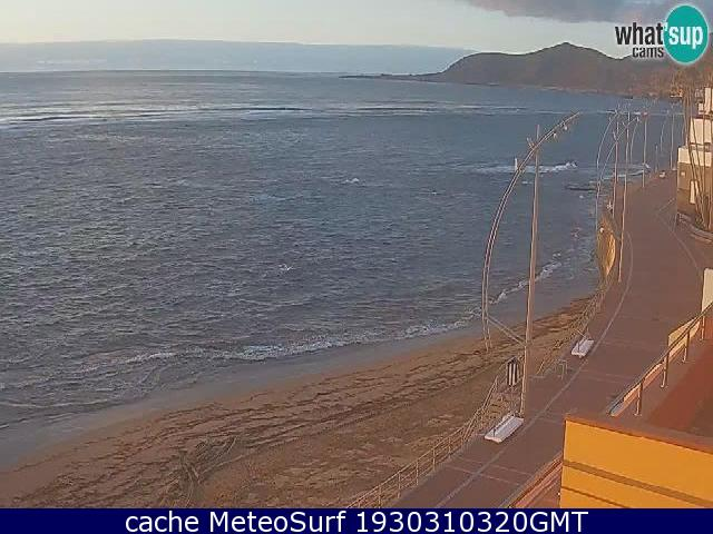 webcam La Cicer - Video Las Palmas