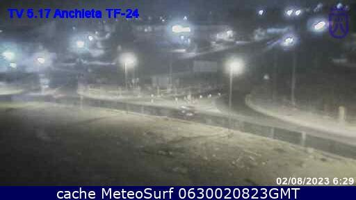 webcam La Laguna Padre Anchieta Santa Cruz de Tenerife