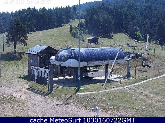 webcam La Masella Ski Gerona