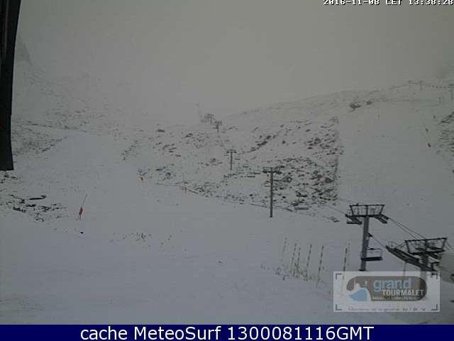webcam La Mongie Ski Hautes Pyrénées