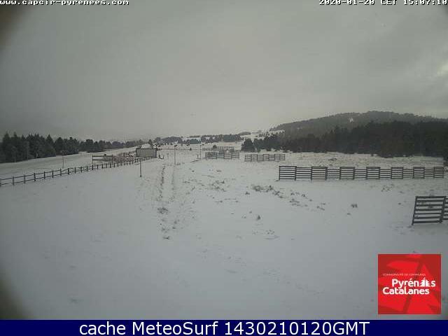 webcam La Quillane Ski Pyrénées Orientales