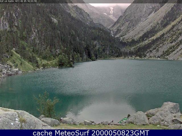 webcam Lac de Gaube Hautes Pyrénées