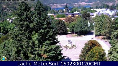 webcam Lago Lácar Lácar