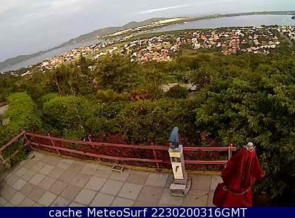 webcam Lagoa da Concei�ao Florian�polis
