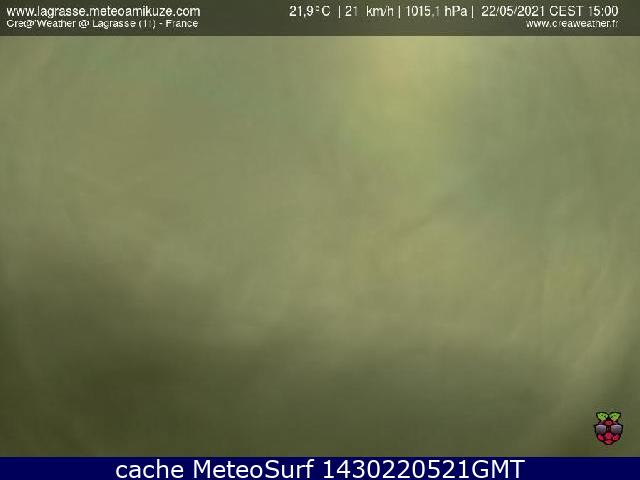 webcam Lagrasse Aude