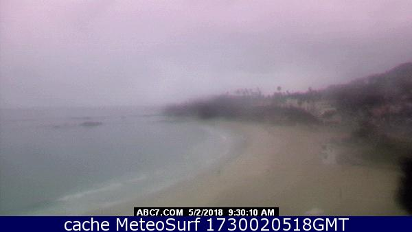 webcam Laguna Beach Orange