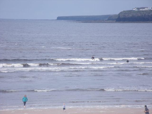 webcam Lahinch Surf Clare