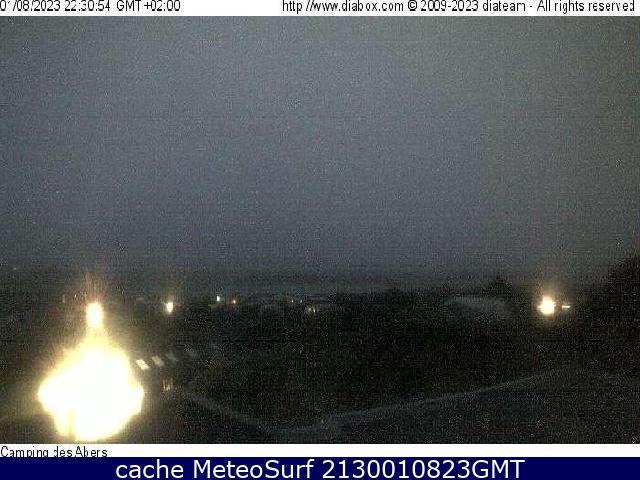 webcam Landeda Finistère