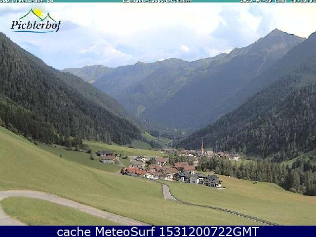 webcam Lappago Bolzano