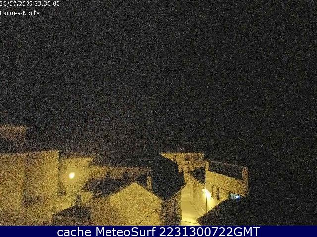 webcam Larues Huesca