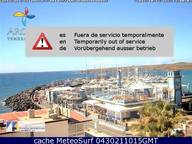 Веб-камера Пуэрто-де-Лас-Галетас Санта-Крус-де-Тенерифе