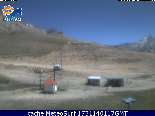 webcam Las Leñas Mendoza Malargüe