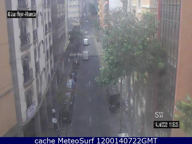 webcam Albareda Juan Rejón Las Palmas