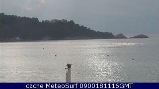 webcam Cap Nègre Le Lavandou Var