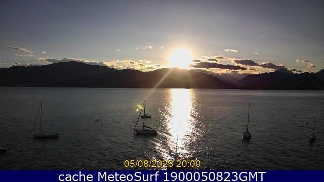 webcam Cerro Lago Maggiore Varese