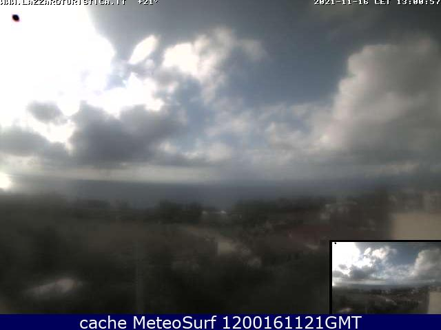 webcam Lazzaro Reggio Calabria