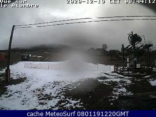 webcam Le Alambre Haute Loire