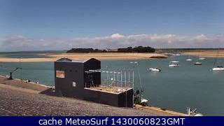 webcam Le Croisic Loire-Atlantique