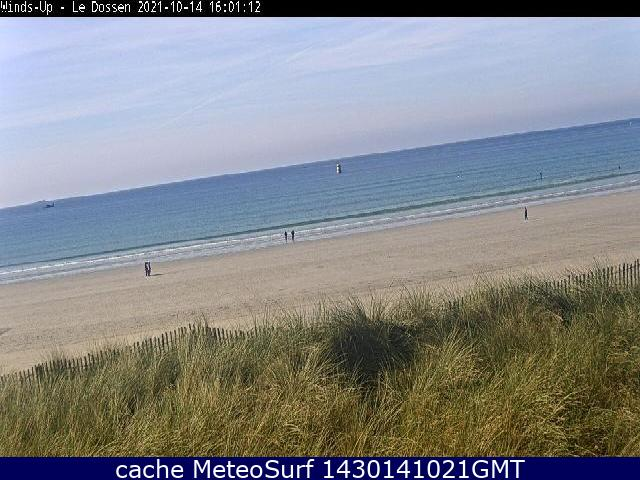 webcam Le Dossen Finistère
