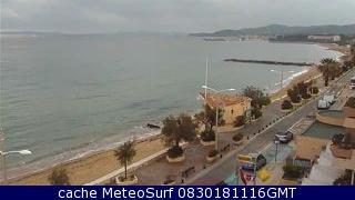 webcam Le Lavandou Var