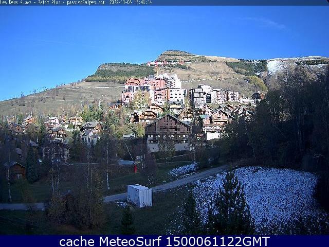 webcam Les Deux Alpes Isère