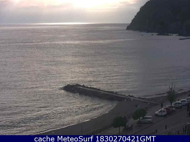 webcam Levanto La Spezia