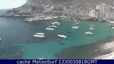 webcam Levanzo Trapani