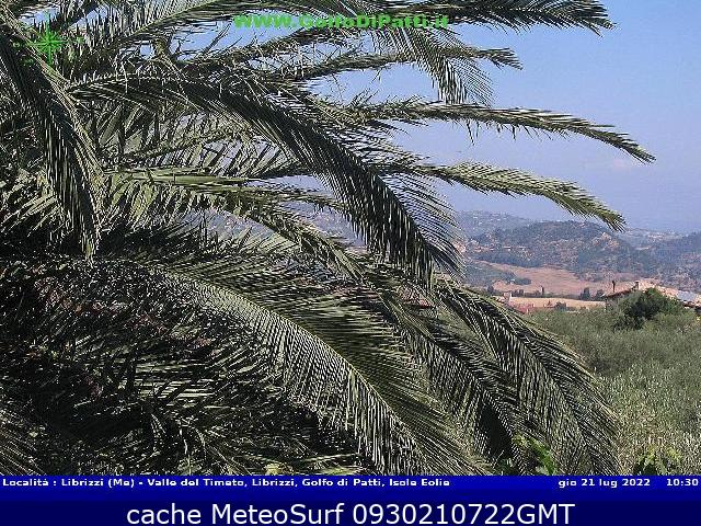 webcam Librizzi Messina