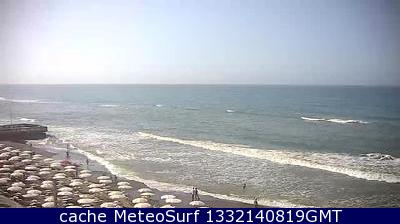 webcam Lido di Latina Latina