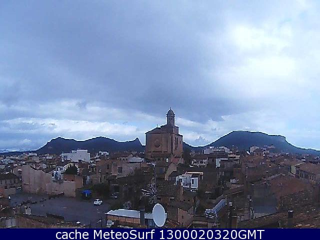 webcam Llucmajor Islas Baleares