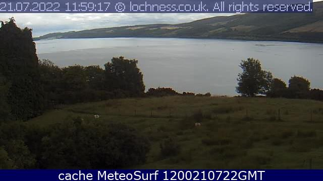webcam Loch Ness Highland