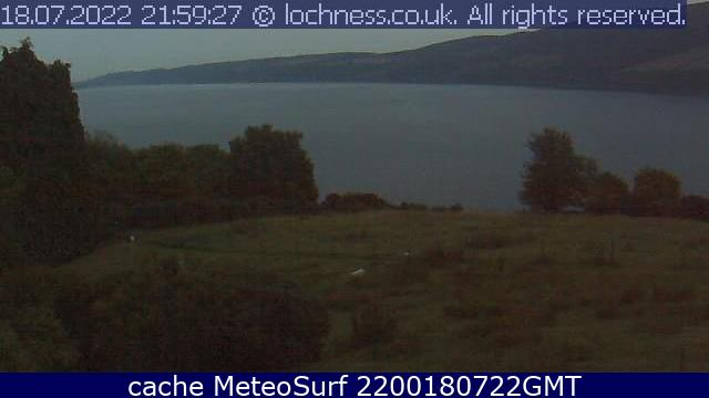 webcam Loch Ness Inverness
