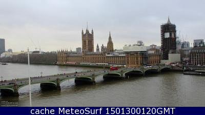 webcam The Big Ben Londres