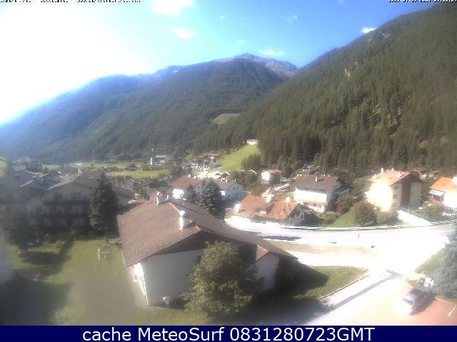 webcam Madonna di Senales Hotel Bolzano