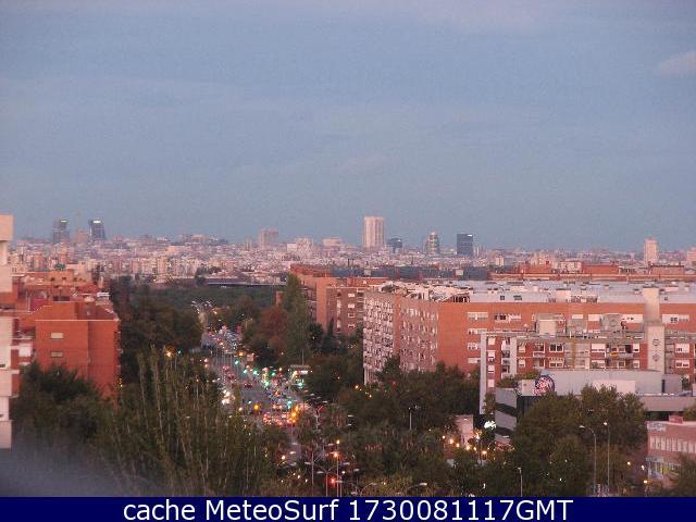 webcam Alcorcon Madrid Área metropolitana de Madrid