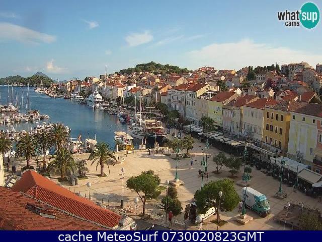 webcam Mali Lošinj Marina Primorje-Gorski Kotar
