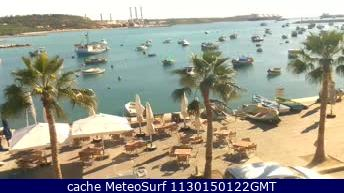 webcam Marsaxlokk South Eastern