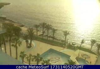 webcam Golden Bay Malta
